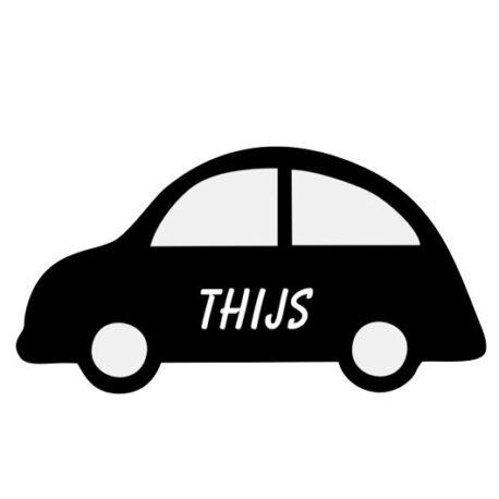 auto met naam