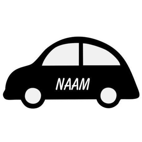 auto met naammm