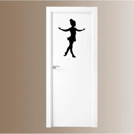 ballerina deur