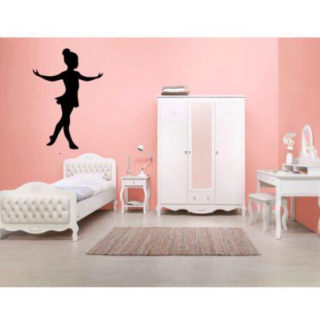 ballerina slaapkamer