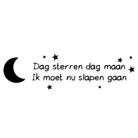 dag sterren dag maan
