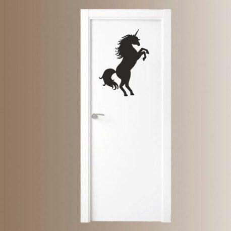 eenhoorn deur