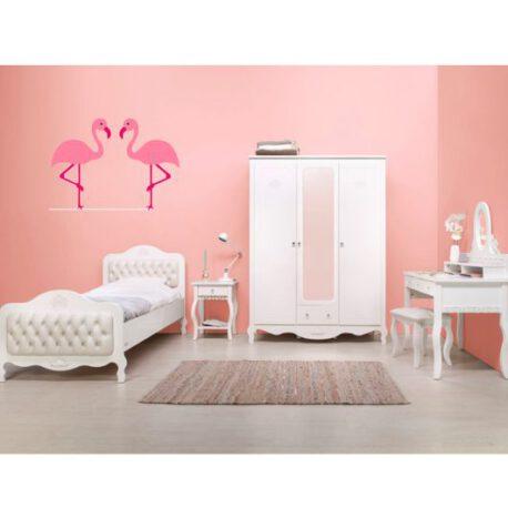 flamingo slaapkamer
