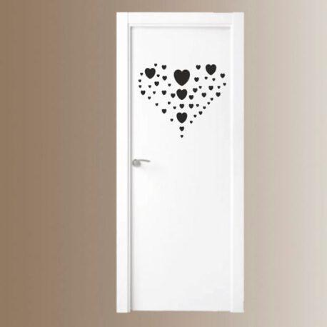 hartjes deur