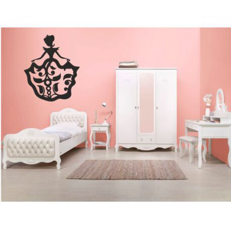 prinses slaapkamer