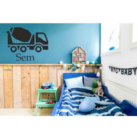 vrachtwagen mert naam slaapkamer