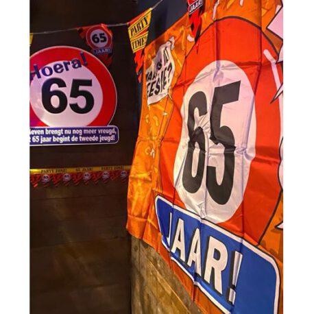 65 verkeer