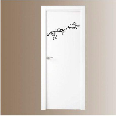 aapjes deur
