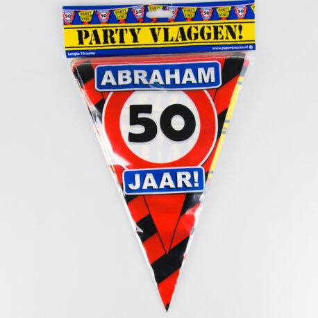 party-vlag-abraham