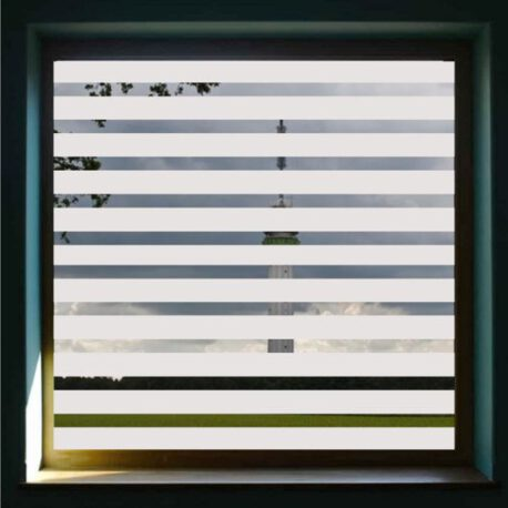 raam streepjes