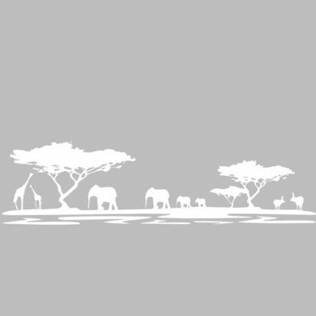 sticker safari afb