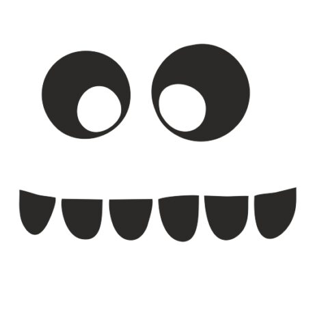 gek gezicht logo