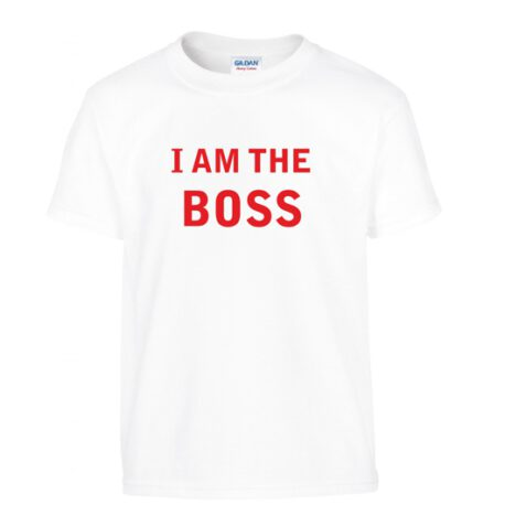 i am the boss wit
